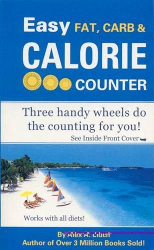 9781934386255: Easy Fat, Carb & Calorie Counter