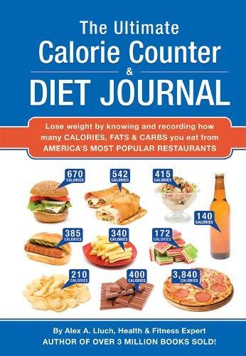 9781934386538 the ultimate calorie counter diet journal