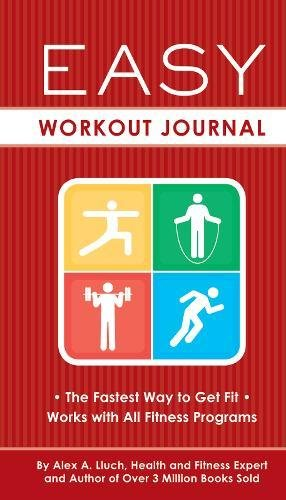9781934386637: Easy Workout Journal