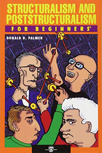 9781934389102: Structuralism and Poststructuralism For Beginners