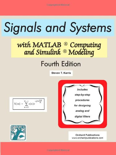 9781934404119: Signals and Systems: With Matlab Computing and Simulink Modeling