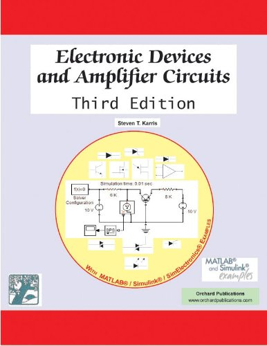 9781934404256: Electronic Devices and Amplifier Circuits, 3rd Edition