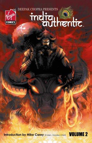 Deepak Chopra Presents India Authentic Volume 2 (v. 2)
