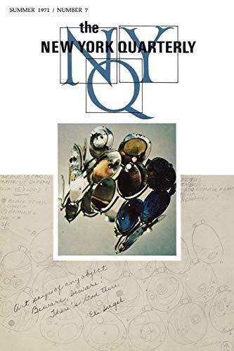 The New York Quarterly, Number 7: The New York Quarterly