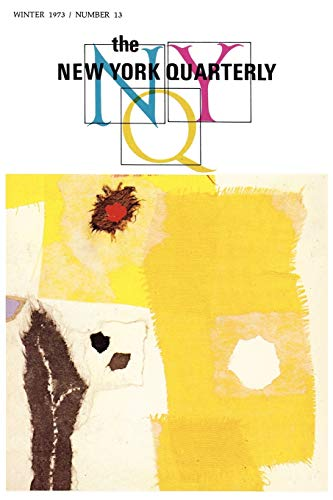 The New York Quarterly, Number 13 (Paperback)