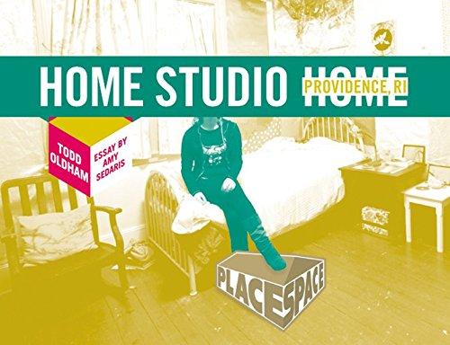 9781934429037: Home Studio Home: Providence, RI (Place Space)