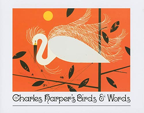 9781934429051: Charles Harper's Birds and Words