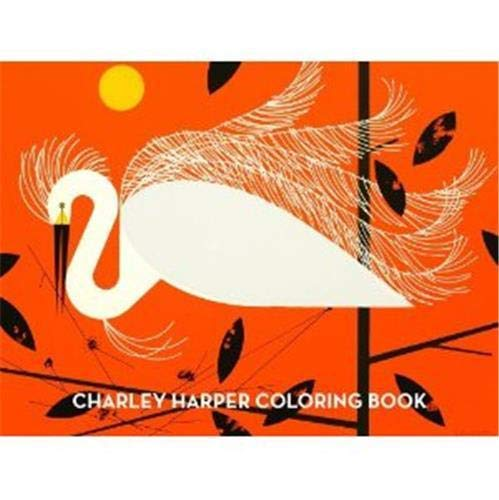 9781934429235: Charley harper coloring book /anglais