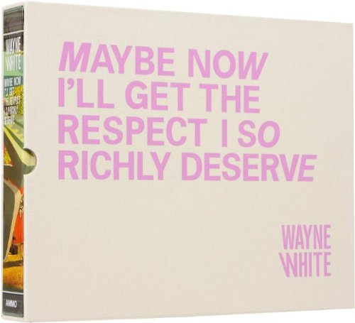 9781934429310: Wayne White: Maybe Now I'll Get the Respect I So Richly Deserve, 2nd Edition