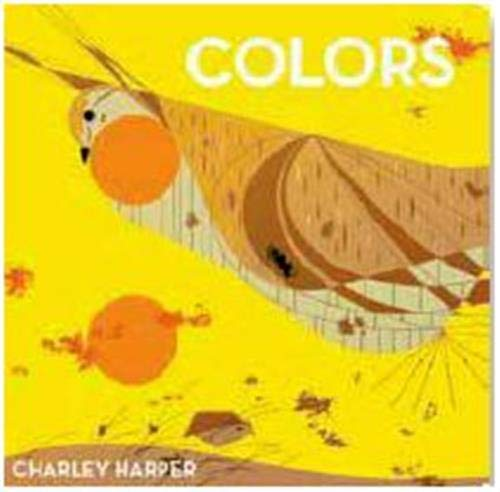 9781934429549: Charley Harper Colors (skinny edition)
