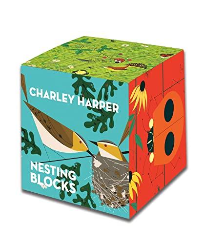 Charley Harper Nesting Blocks: Charley Harper