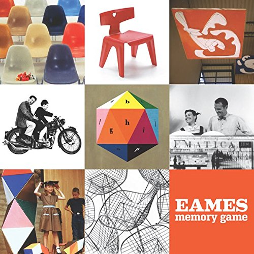 9781934429655: EAMES Memory Game