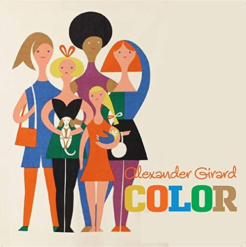 9781934429778: Alexander Girard Color (Mini) /Anglais