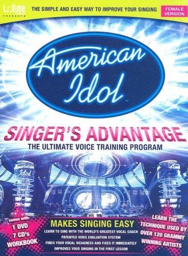 American Idol Singer's Advantage - Female Version (DVD Entertainment Package): Riggs, Seth