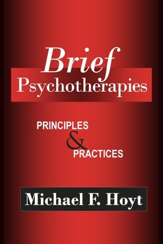 9781934442296: Brief Psychotherapies: Principles & Practice