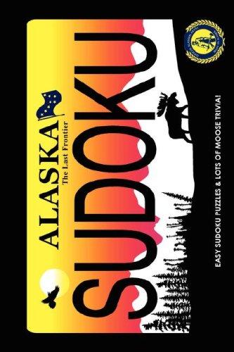 9781934443606: Alaskan Artist Series: Moosin' Along with Easy Sudokus!