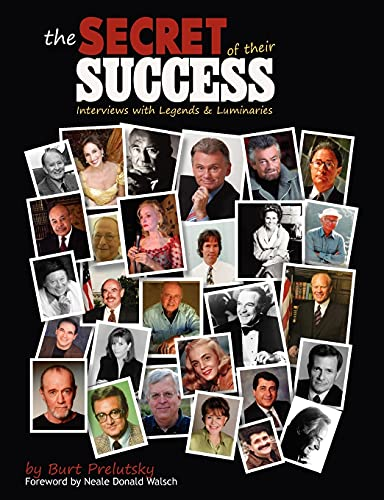 The Secret of Their Success: Interviews with: Burt Prelutsky