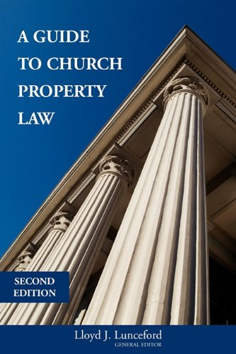 9781934453087: A Guide To Church Property Law