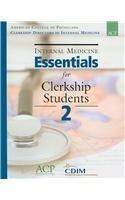 9781934465219: MKSAP For Students 4 and Internal Medicine Essentials for Clerkship Students 2 - Packaged Set