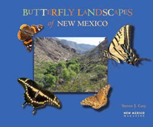 9781934480038: Butterfly Landscapes of New Mexico