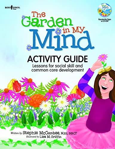 The Garden in My Mind Activity Book: McCumbee, Stephanie