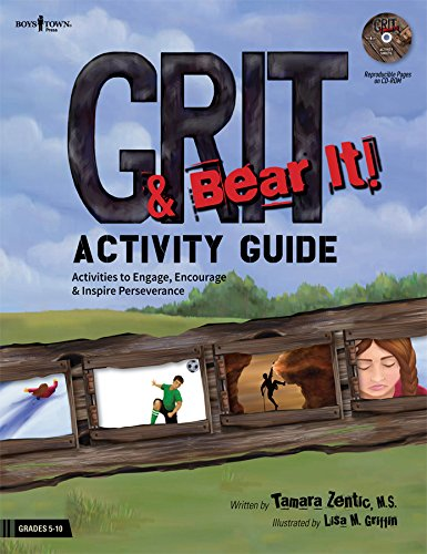 Grit and Bear It! Activity Guide: Zentic, Tamara, MS