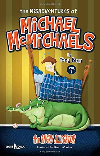 9781934490945: The Misadventures of Michael McMichaels Vol. 1: The Angry Alligator