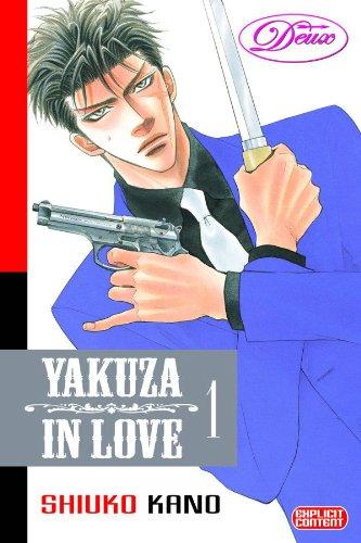 Yakuza In Love Volume 1 (Yaoi) (Deux): Kano, Shiuko