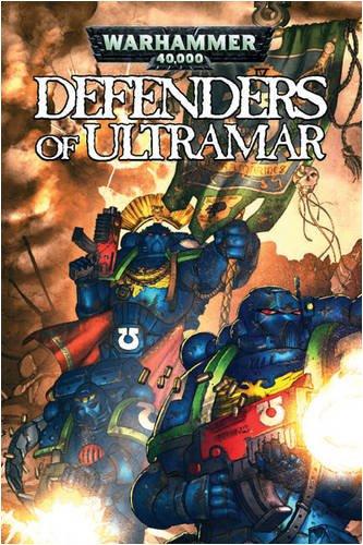 Warhammer 40,000: Defenders of Ultramar: McNeill, Graham
