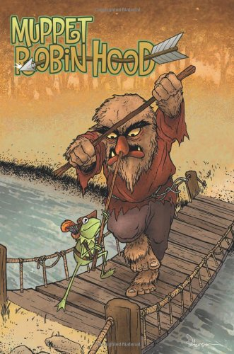 Muppet Robin Hood (Muppet Graphic Novels (Quality)): Beedle, Tim