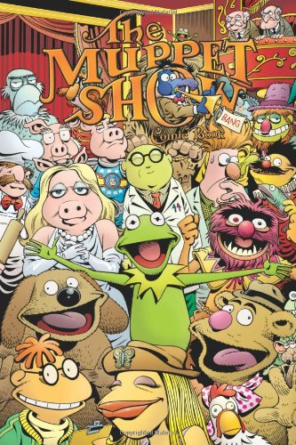 9781934506851: The Muppet Show Comic Book: Meet the Muppets (Muppet Graphic Novels (Quality))