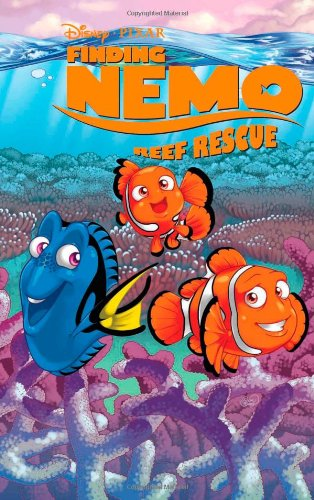 Finding Nemo: Reef Rescue (Finding Nemo (Boom Kids!)): Croall, Marie