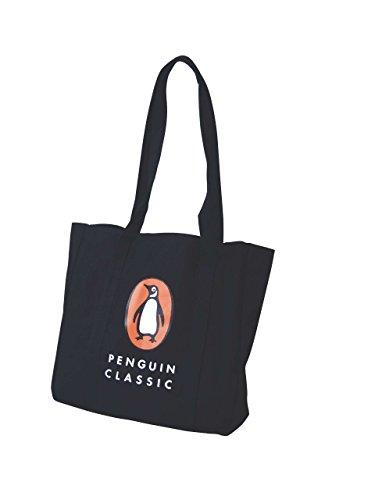 9781934511152: Penguin Tote: Penguin Classic (Black)