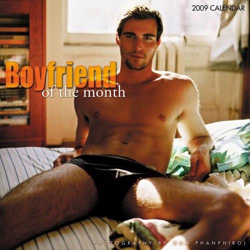 9781934525401: Boyfriend of the Month 2009