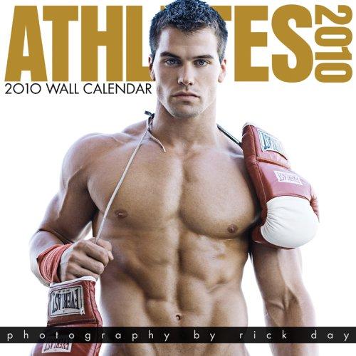 9781934525784: Athletes 2010 Wall Calendar