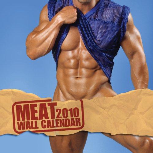 9781934525845: Meat 2010 Wall Calendar