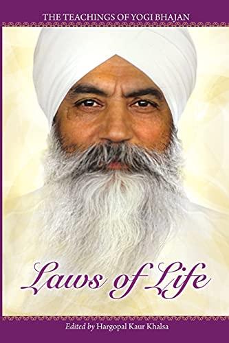 9781934532881: Laws of Life: The Teachings of Yogi Bhajan