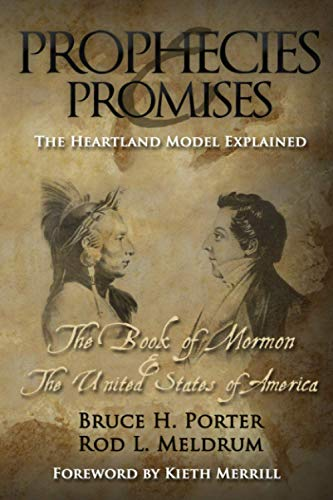 9781934537343: Prophecies and Promises - The Book of Mormon and the United States of America
