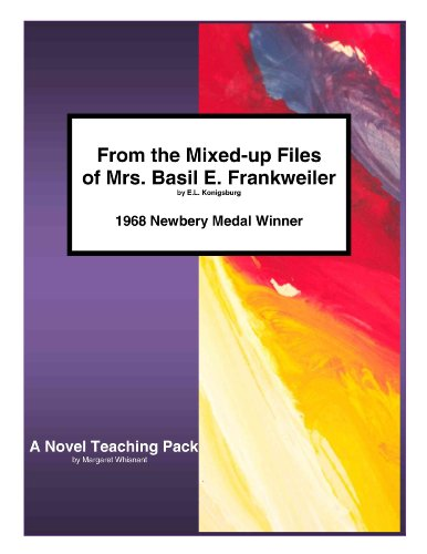 9781934538036: From the Mixed-up Files of Mrs. Basil E. Frankweiler: A Novel Teaching Pack