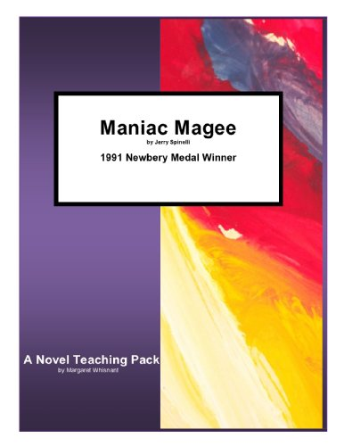 9781934538074: Maniac Magee: A Novel Teaching Pack