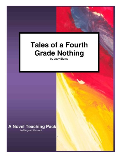 9781934538128: Tales of a Fourth Grade Nothing by Judy Blume: A Novel Teaching Pack