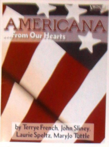 9781934539002: AMERICANA ... From Our hearts