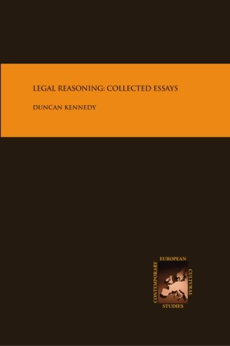 9781934542026: Legal Reasoning: Collected Essays