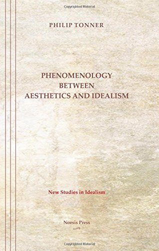 Phenomenology between aesthetics and idealism: an essay: Tonner, Philip