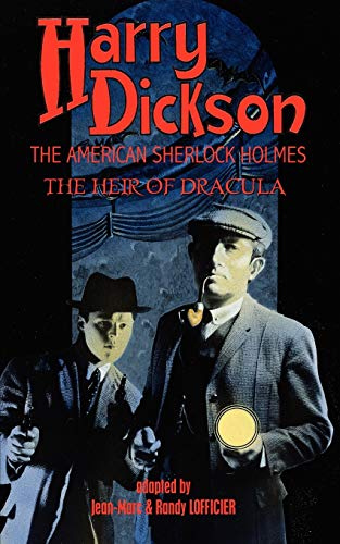 9781934543900: Harry Dickson, the American Sherlock Holmes: The Heir of Dracula