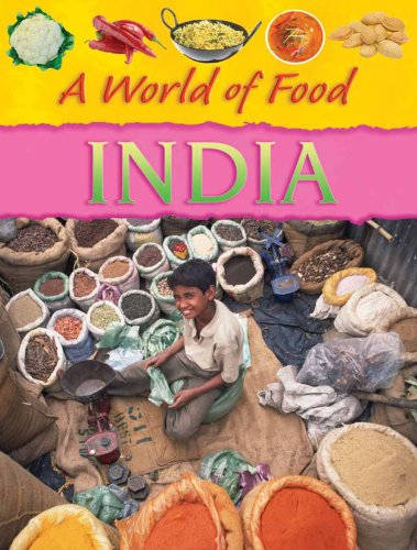 9781934545119: India (A World of Food)