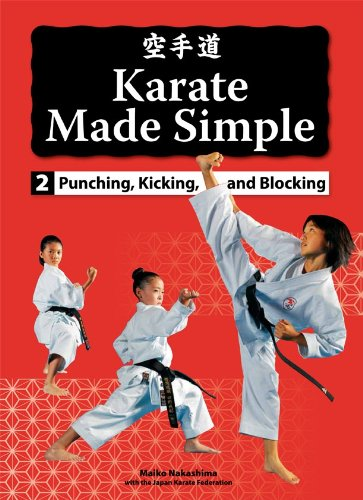 9781934545188: Karate Made Simple: Punching, Kicking, and Blocking