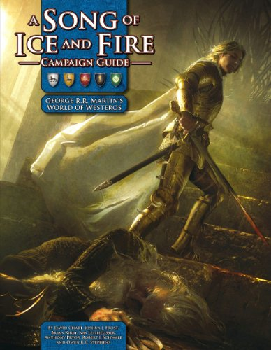 9781934547137: A Song Of Ice and Fire Campaign Guide: A RPG Sourcebook