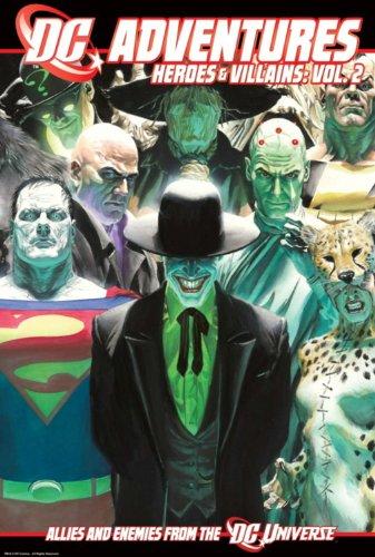 9781934547397: DC Adventures RPG: Heroes & Villains Volume 2 (Dc Adventures 2)