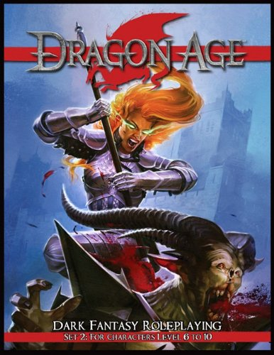 Dragon Age RPG Set 2 (1934547441) by Kenson, Steve; Tidball, Jeff